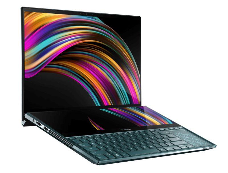 Asus ZenBook Pro Duo.