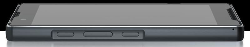 Bittium Tough Mobile on varustettu fyysisellä kytkimellä, joka poistaa mahdollisen tietoturvauhan aiheuttamat toiminnot pois käytöstä.