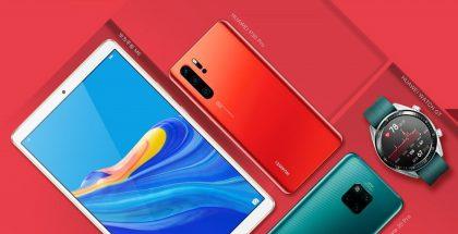 Aiempi kuva paljasti vahingossa vielä julkistamattoman Huawei MediaPad M6 -tabletin.