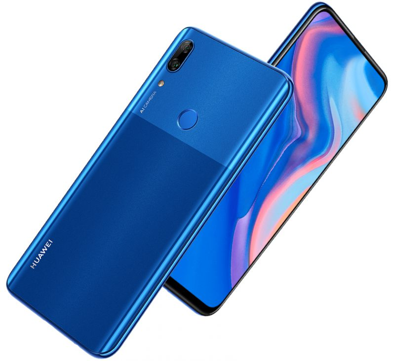 Huawei P Smart Z Sapphire Blue.