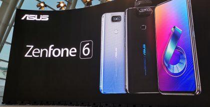 Asus ZenFone 6.