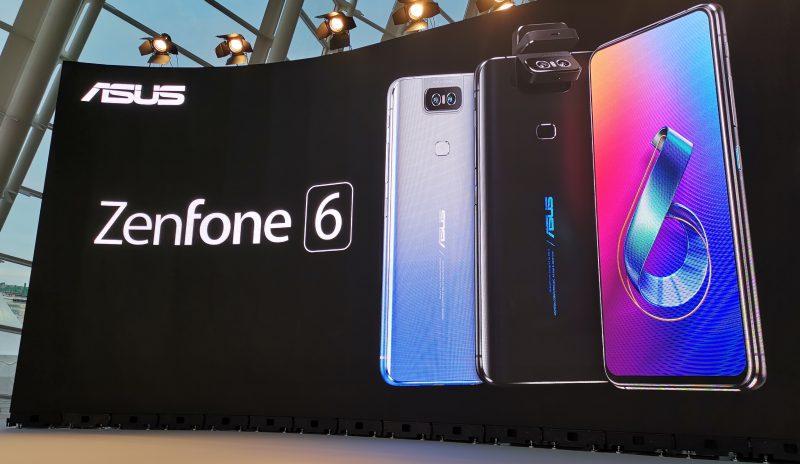 Asus ZenFone 6 tulee saataville kahdessa värissä, Midnight Black ja Twilight Silver.