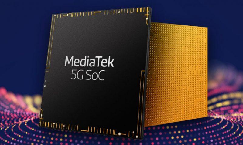 MediaTek integroi 5G-modeemin järjestelmäpiirin osaksi.