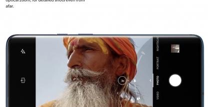 OnePlus on mainostanut OnePlus 7 Prota 3x optisella zoomilla.