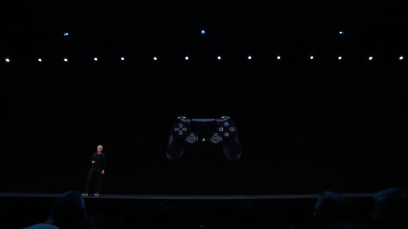Apple TV on saamassa tuen peliohjaimille.