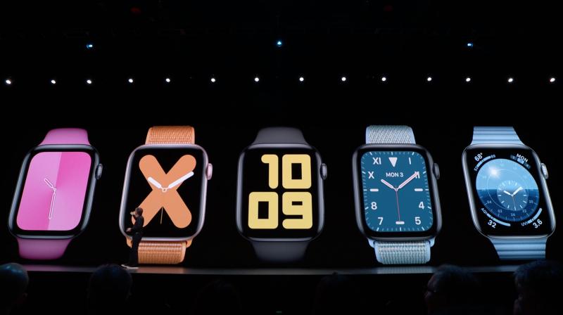 Apple Watch on saamassa watchOS 6:ssa myös uusia kellotauluja.