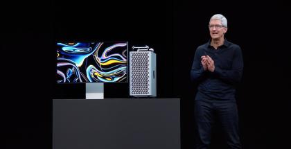 Apple esitteli uuden Mac Pron kesäkuun alussa.