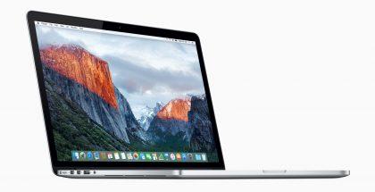 15 tuuman MacBook Pro.