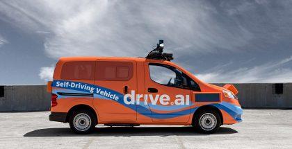 Drive.ain testissä käyttämä auto.