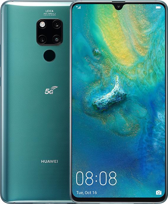 Huawei Mate 20 X 5G.