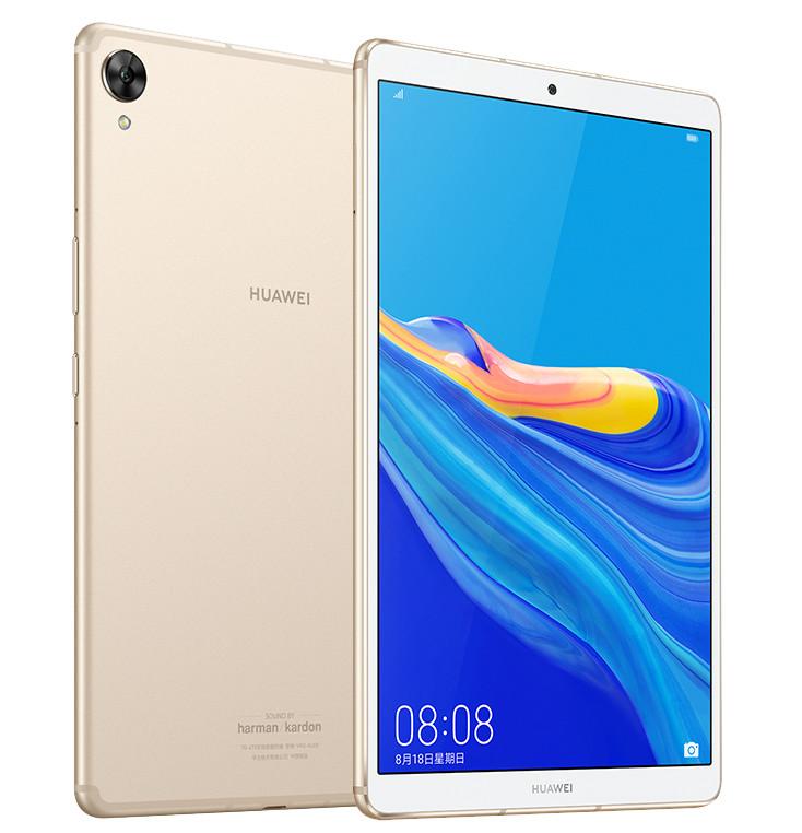 Huawei MediaPad M6 8,4 tuuman näytöllä.