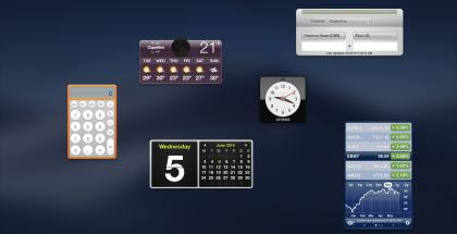 Dashboardin käyttö on mahdollista vielä macOS Mojavessa.