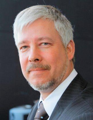 Huawein Suomen tuotekehityksen johtaja Mikko Terho.