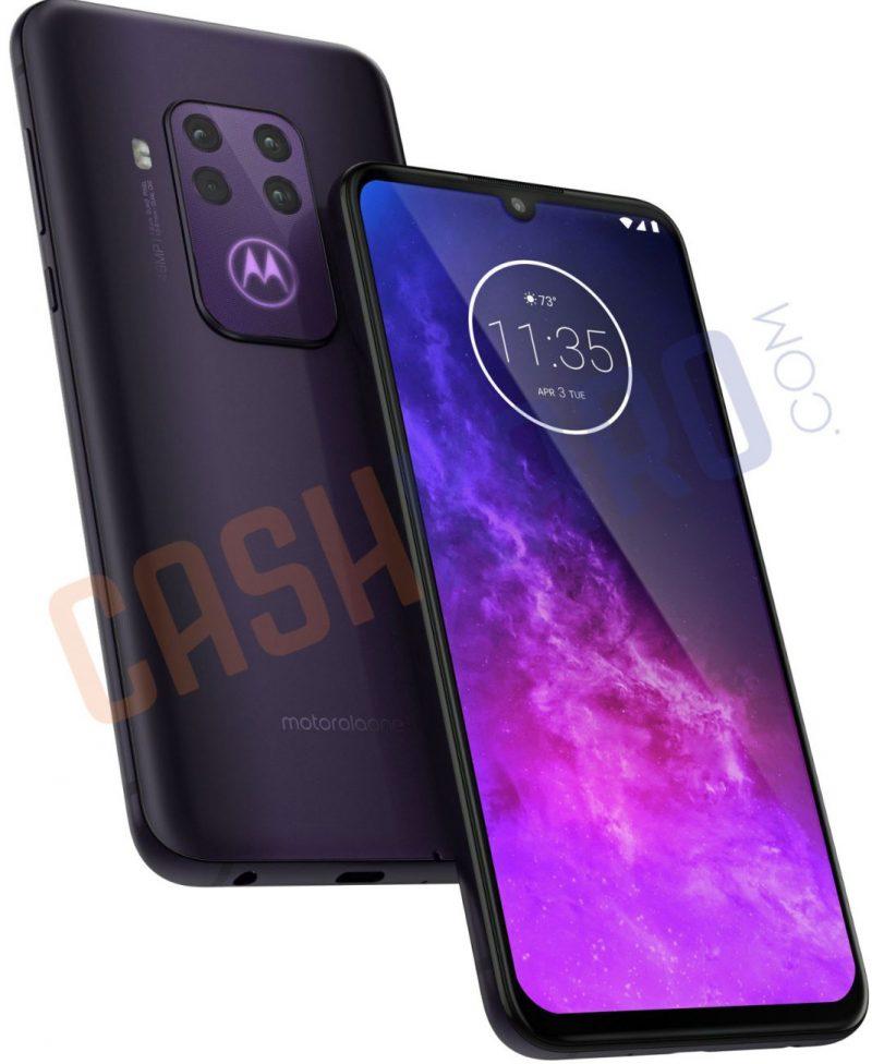 Motorola One Pro. Kuva: CashKaro.