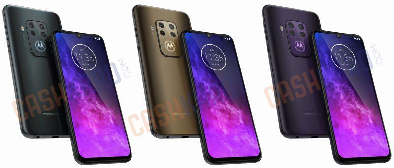 Motorola One Zoomista odotetaan useampia värivaihtoehtoja. Kuva: CashKaro.