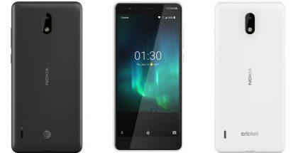 Nokia 3.1A ja 3.1C.