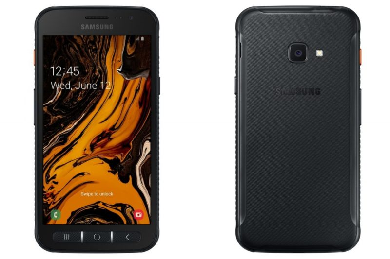 Samsung Galaxy Xcover 4s.