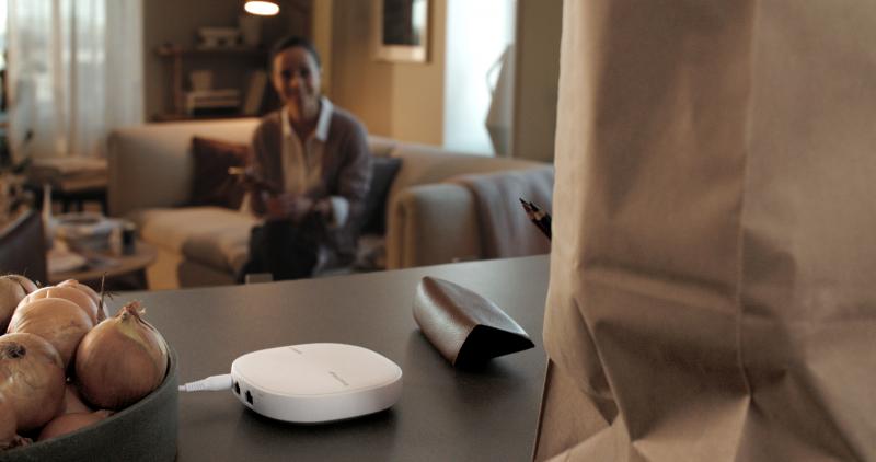 Samsungin SmartThings Hub.