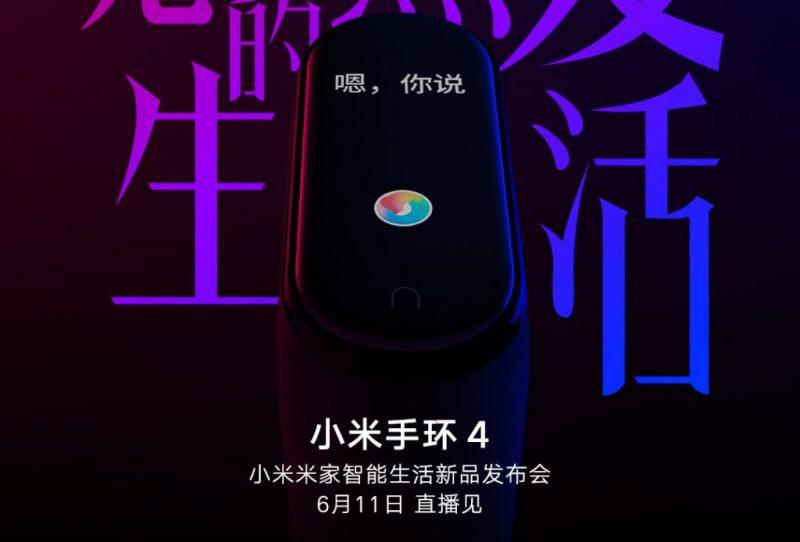 Xiaomi-kutsu ennakoi jo Mi Band 4:ää.