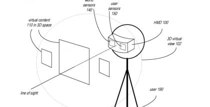Kuva Applen patenttihakemuksesta.