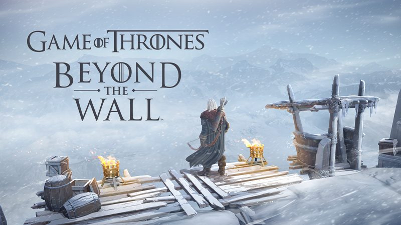 Game of Thrones Beyond the Wall.