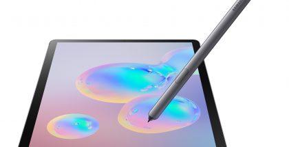 Jo julkistettu Samsung Galaxy Tab S6 ja S Pen -kynä.