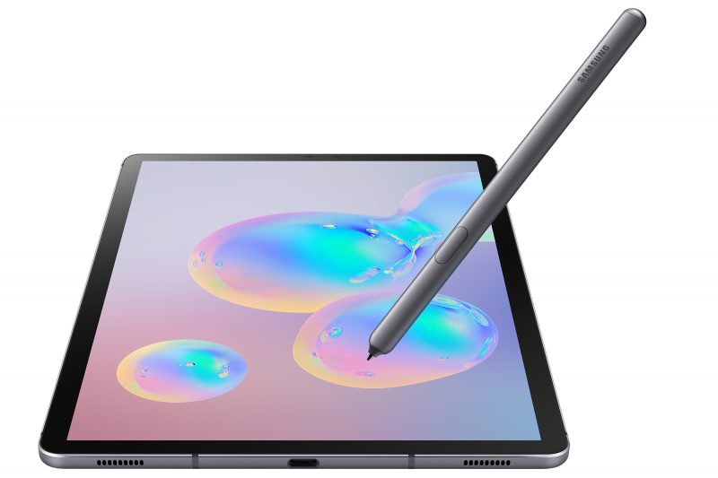 Samsung Galaxy Tab S6 ja S Pen.