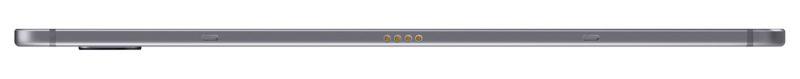 Galaxy Tab S6 on erittäin ohut, vain 5,7 millimetriä paksu.