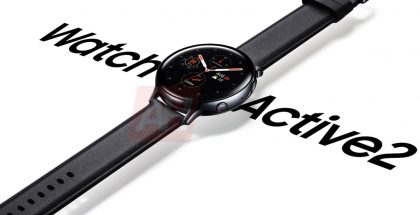 Samsung Galaxy Watch Active2. Kuva: Android Headlines.