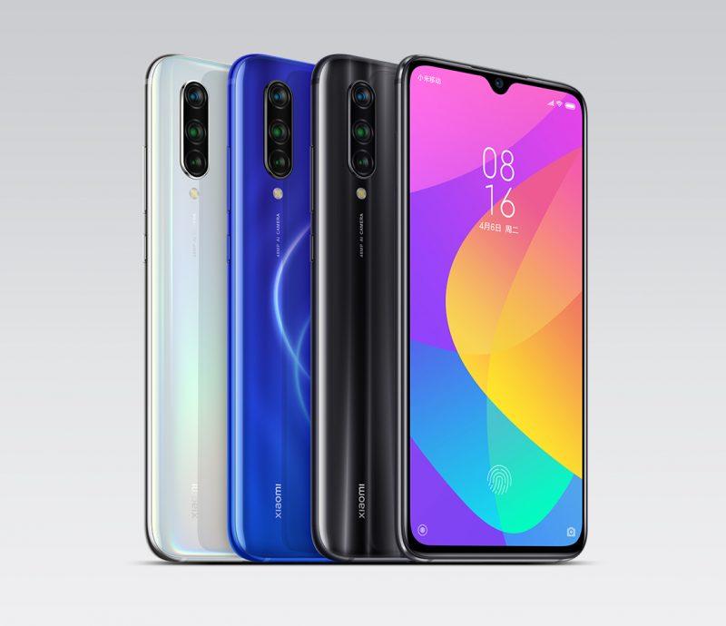 Xiaomi Mi CC9. Tulevan Mi 9 Liten odotetaan olevan sama puhelin eri nimellä.