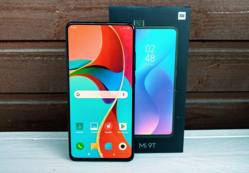 Xiaomi Mi 9T.