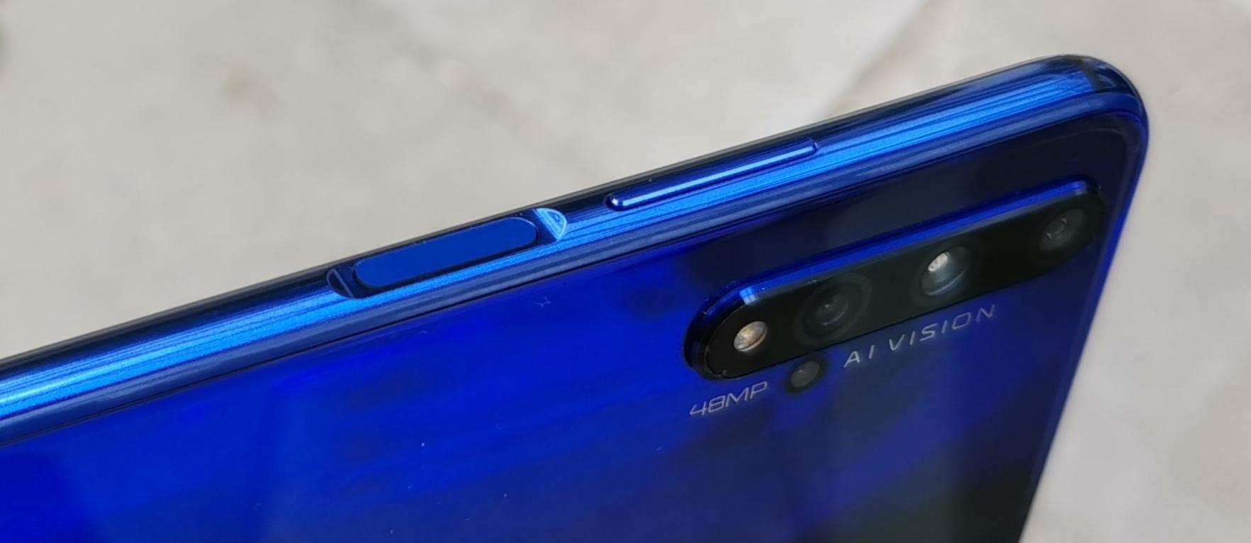 Xiaomi Mi 9T, pääkamera.
