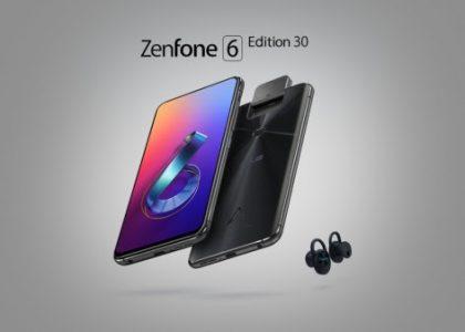 Asus ZenFone 6 Edition 30 -erikoismalli.