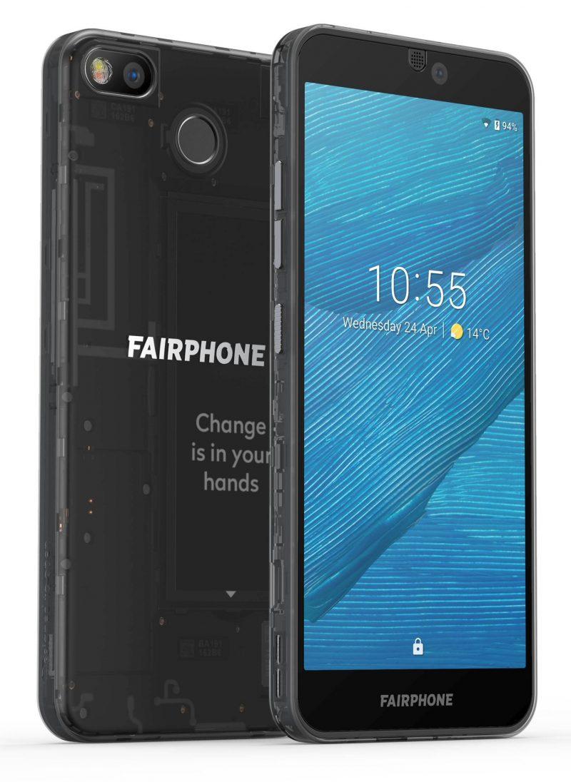Fairphone 3. Kuva: Evan Blass.