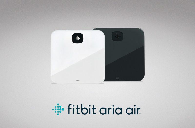 Fitbit Aria Air -älyvaaka.