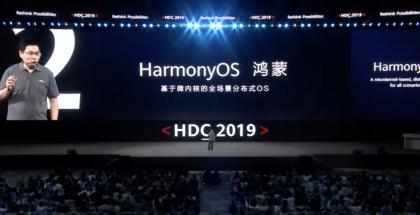 Huawei julkisti HarmonyOS:n elokuussa.