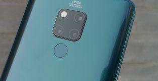 Mate 20 X 5G:n kamerakokonaisuus lukeutuu markkinoiden parhaimpiin.