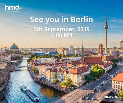 HMD Global on vahvistanut julkistustilaisuutensa 5. syyskuuta.