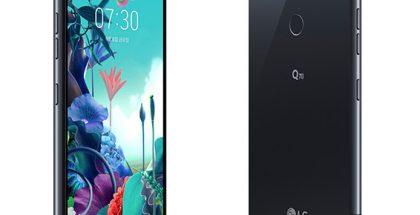 LG Q70.