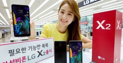 Koreassa X2 (2019) -nimellä tunnettu LG:n uutuuspuhelin tulee laajemmin myyntiin K30 (2019) -nimisenä.