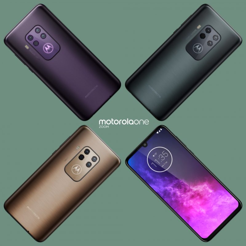 Motorola One Pro / One Zoom.
