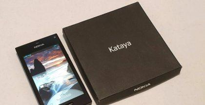 Nokia Kataya on säilynyt varsin mystisenä laitteena. Siitä tai sen taustoista ei tiedetä paljoakaan.