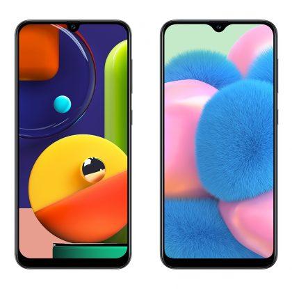 Samsungin huippusuositulle älypuhelinmallille seuraaja – Galaxy A50s ja Galaxy A30s julki