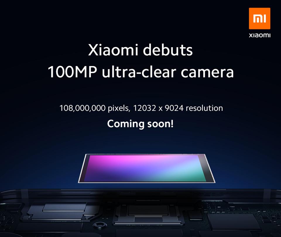 Xiaomi on ottamassa käyttöön 108 megapikselin kamerakennon ensimmäisenä.