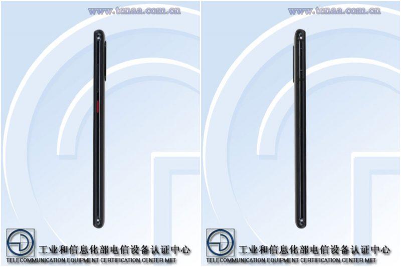 Mahdollinen Xiaomi Mi 9S 5G viranomaiskuvissa.