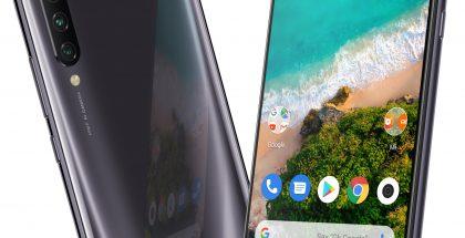 Xiaomi Mi A3.