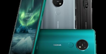 Nokia 7.2.