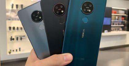 Nokia 7.2 on HMD Globalin viimeisin Nokia-älypuhelinmalli.