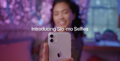 Slofiet eli hidastusvideoselfiet ovat uusi ominaisuus iPhone 11 -malleissa.