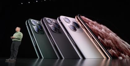 iPhone Pro -värit.